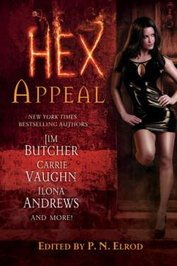 Review: Hex Appeal by Jim Butcher, Carrie Vaughn, Ilona Andrews, Erica Hayes, Rachel Caine, Carole Nelson Douglas, Simon R. Green, Lori Handeland