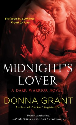 ARC Review: Midnight's Lover by Donna Grant