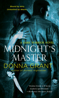 Review: Midnight's Master by Donna Grant