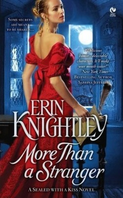 ARC Review: More Than A Stranger by Erin Knightley
