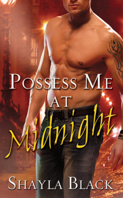 Review: Possess Me At Midnight by Shayla Black