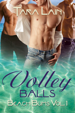 Review: Volley Balls by Tara Lain