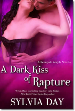 Review: Dark Kiss of Rapture by Sylvia Day