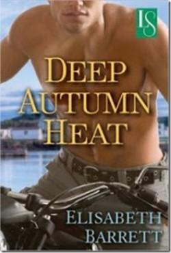 ARC Review: Deep Autumn Heat by Elisabeth Barrett
