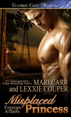 Review: Misplaced Princess by Mari Carr and Lexxie Couper