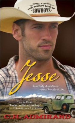 ARC Review: Jesse by C.H. Admirand