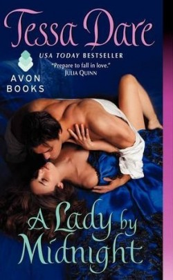ARC Review: A Lady by Midnight by Tessa Dare