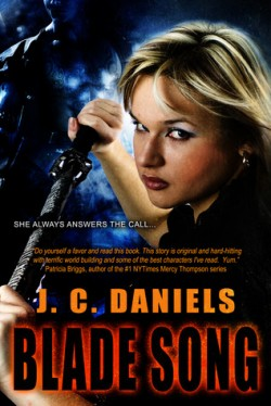 ARC Review: Blade Song by J.C. Daniels