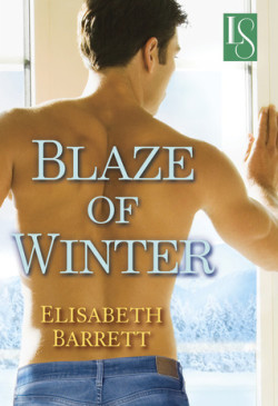 ARC Review: Blaze of Winter by Elisabeth Barrett