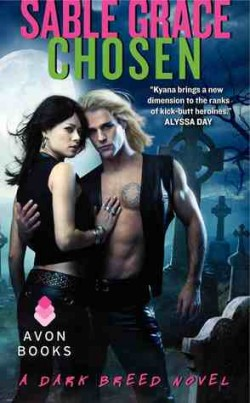 ARC Review: Chosen by Sable Grace
