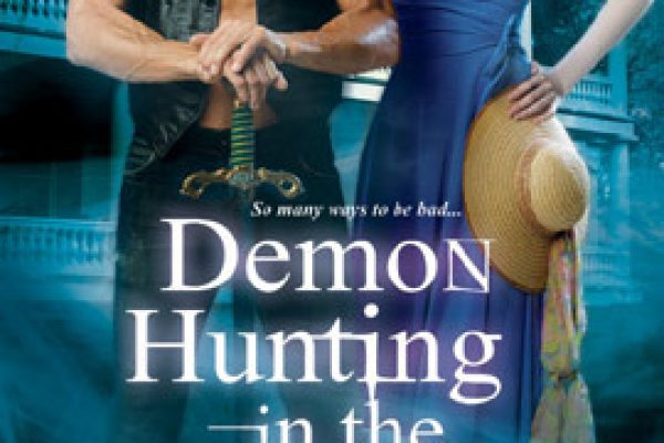ARC Review: Demon Hunting in the Deep South by Lexi George