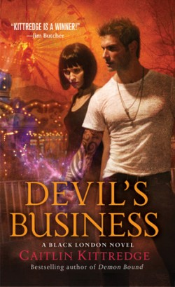 Review: Devil's Business by Caitlin Kittredge