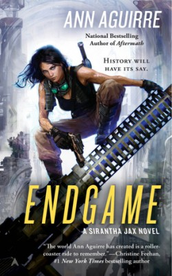 ARC Review: Endgame by Ann Aguirre
