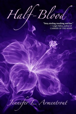 Review: Half Blood by Jennifer L. Armentrout