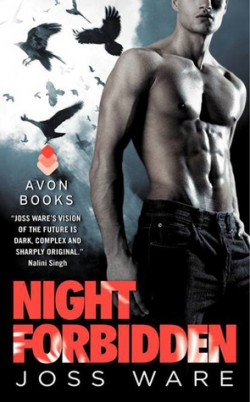 ARC Review: Night Forbidden by Joss Ware