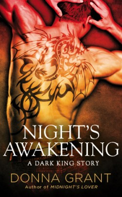 ARC Review: Night's Awakening by Donna Grant