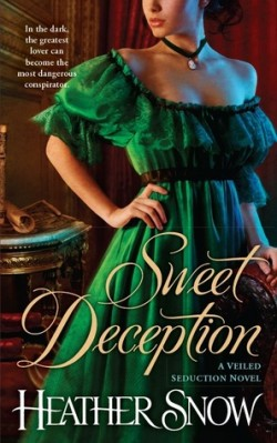 ARC Review: Sweet Deception by Heather Snow