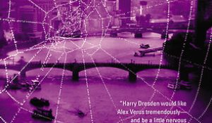 ARC Review: Taken by Benedict Jacka