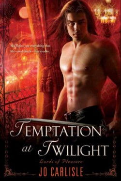 Review: Temptation at Twilight by Jo Carlisle