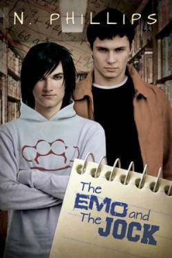 Review: The Emo and the Jock by N Phillips