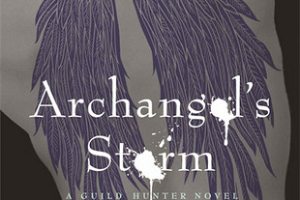 ARC Review: Archangel's Storm by Nalini Singh