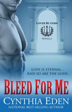 Review: Bleed for Me by Cynthia Eden