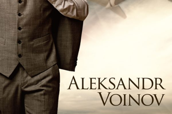 ARC Review: Gold Digger by Aleksandr Voinov