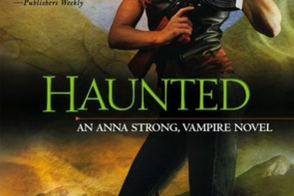 Review: Haunted by Jeanne C. Stein