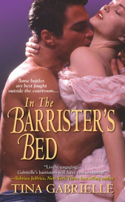 Review: In the Barrister's Bed by Tina Gabrielle