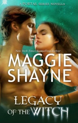 Review: Legacy of the Witch by Maggie Shayne