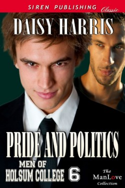 ARC Review: Pride and Politics by Daisy Harris