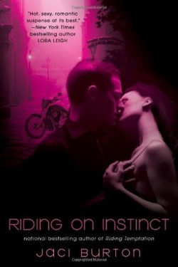 Review: Riding on Instinct by Jaci Burton