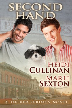 ARC Review: Second Hand by Marie Sexton and Heidi Cullinan
