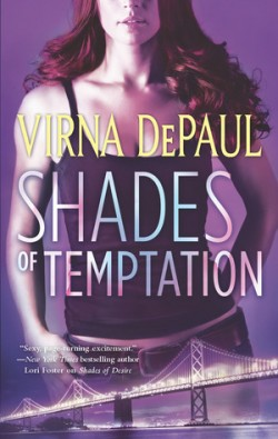 ARC Review: Shades of Temptation by Virna DePaul