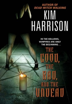 Review: The Good, The Bad and the Undead by Kim Harrison