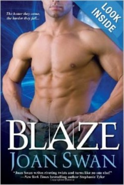 ARC Review: Blaze by Joan Swan