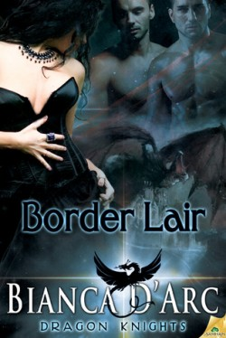 ARC Review: Border Lair by Bianca D'Arc