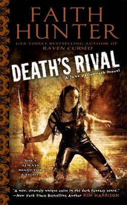 ARC Review: Death's Rival by Faith Hunter