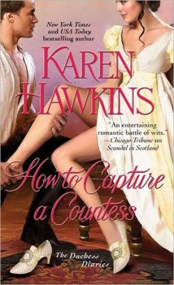 Review: How to Capture a Countess by Karen Hawkins