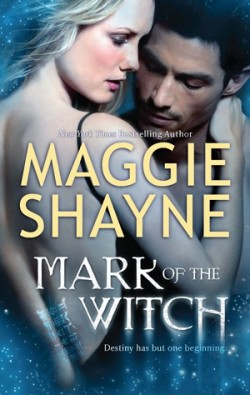 ARC Review: Mark of the Witch by Maggie Shayne