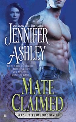 ARC Review: Mate Claimed by Jennifer Ashley