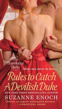 ARC Review: Rules to Catch a Devilish Duke by Suzanne Enoch