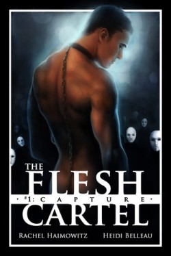 ARC Review: The Flesh Cartel #1: Capture by Heidi Belleau and Rachel Haimowitz