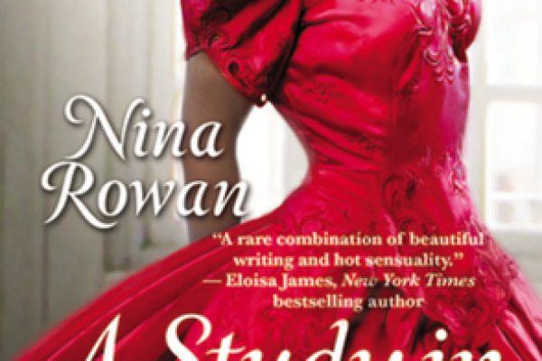 Review: A Study in Seduction by Nina Rowan