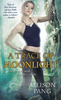 ARC Review: A Trace of Moonlight by Allison Pang