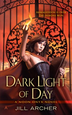ARC Review: Dark Light of Day by Jill Archer