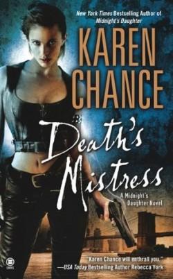 Review: Death's Mistress by Karen Chance