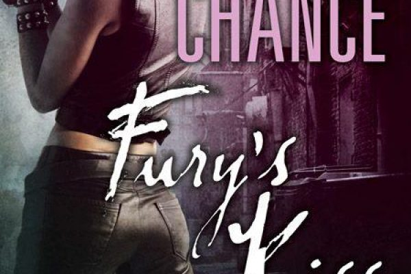 ARC Review: Fury's Kiss by Karen Chance