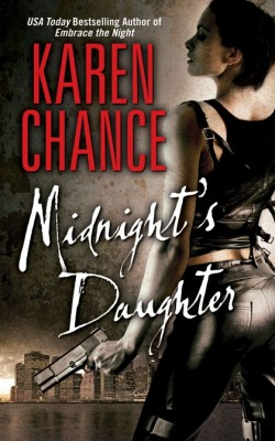 Review: Midnight's Daughter by Karen Chance