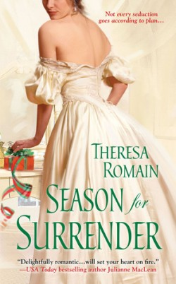 Review: Season for Surrender by Theresa Romain